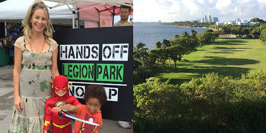 City of Miami Wants To Give Away Legion Park Development Rights Illegally