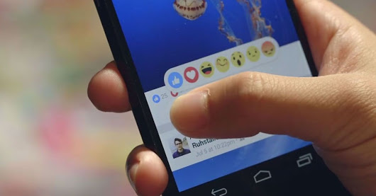 Facebook Reactions: everything you need to know