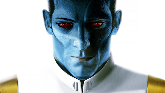 The Thrawn Sequel Is Coming Next Summer and Will Feature Special Guest Star Darth Vader