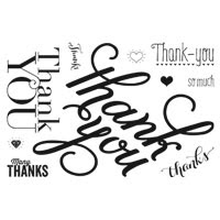 Another Thank You Photopolymer Stamp Set