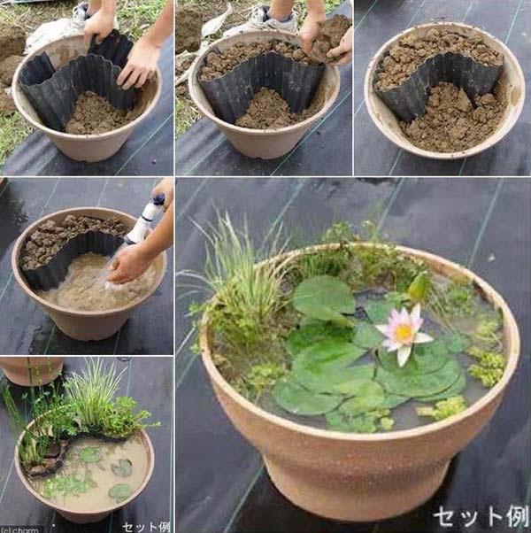 mini-pond-in-a-pot-woohome-1-2