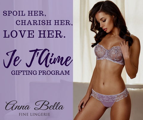 Ignite the Romance with the Je T'Aime Gifting Program