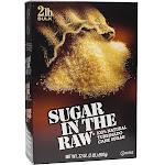 Sugar In The Raw Turbinado Cane Sugar - 32 oz box