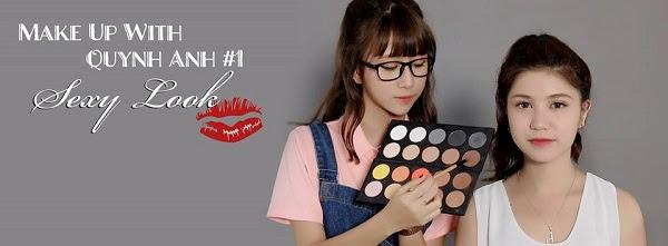 Khám phá các clip hướng dẫn makeup lôi cuốn của Quỳnh Anh Shyn 9