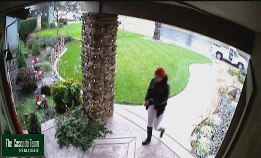 Be Alert For Porch Pirates And Other Holiday Season Safety Tips