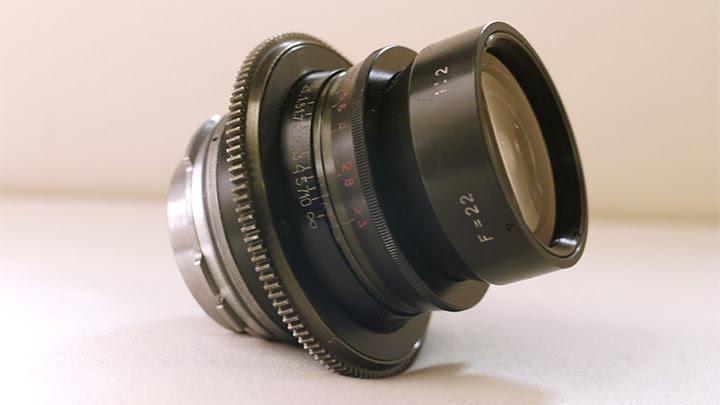 LOMO 22mm f/2