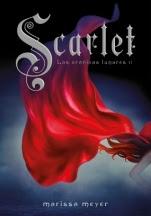 Scarlet (Las crónicas lunares II) Marissa Meyer
