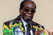 Zimbabwe Krisis, Mugabe Beri Hadiah Ultah Rp 800 Juta untuk Iparnya
