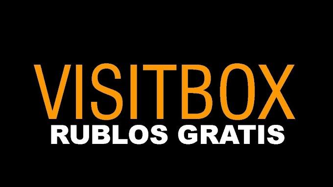 VISIT BOX GANAR RUBLOS FACIL 2020 GANAR 200 RUBLOS DIARIOS PARA PAYEER