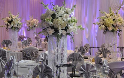 Gallery - Chicago Wedding Flowers and Decorations by M&P