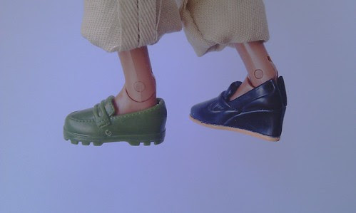 Disney Jane, Takara Jenny loafer 2