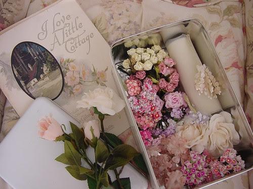 Stash of flowers