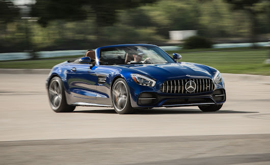 2018 Mercedes-AMG GT C Roadster Full Test | Review | Car and Driver