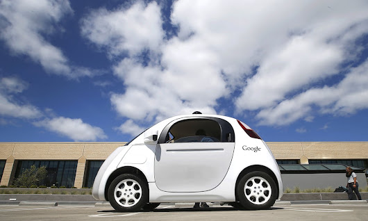 Google reports self-driving car mistakes: 272 failures and 13 near misses