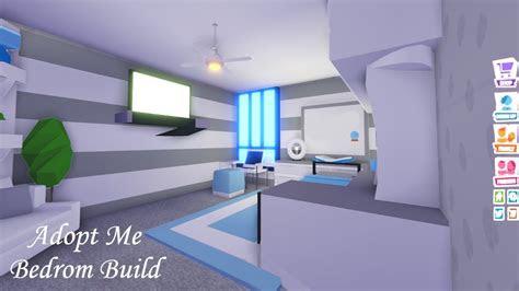 bedroom build adopt  build hacks youtube