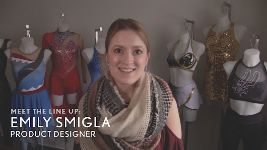 Meet The Line Up Team: Emily, Product Designer
