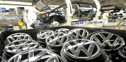Lessons from VW: courage, climate change and the C-suite