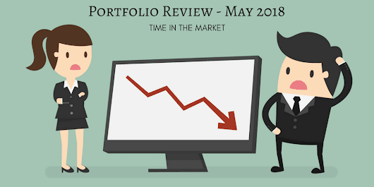 Portfolio Review - May 2018 - the stock market today - Time In the Market