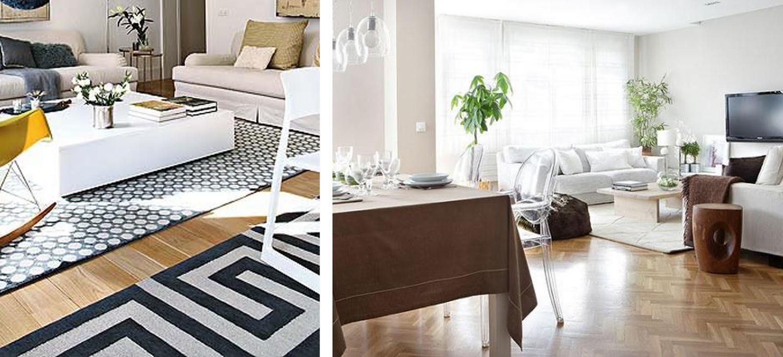 Decoración con alfombras - Paperblog