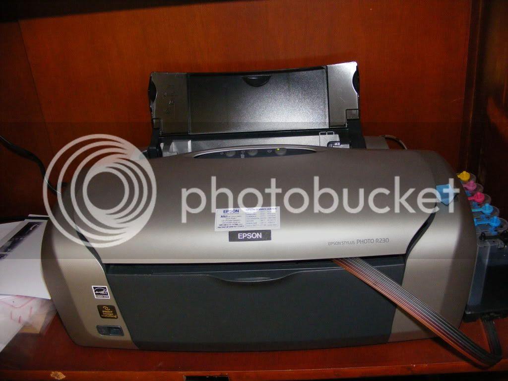 Harga printer Epson TX101