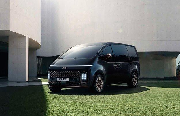 Hyundai Staria приедет в России в этом году