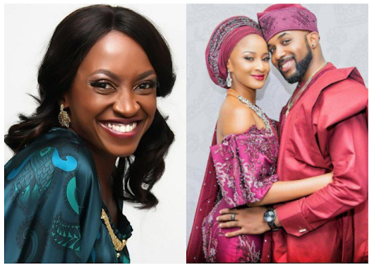 Banky W: Kate Henshaw reacts to Adesua's naked photo