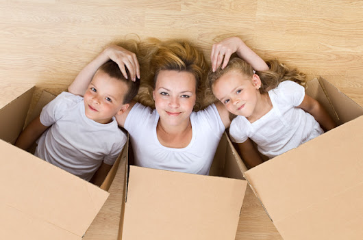 Tips for Moving Long Distance with Kids - Few Moves Moving Company in Wilmington NC & Raleigh NC