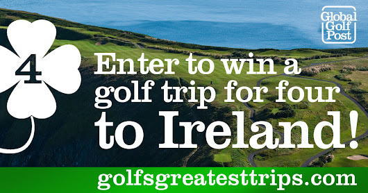 I entered to win a trip to Ireland and you should too!