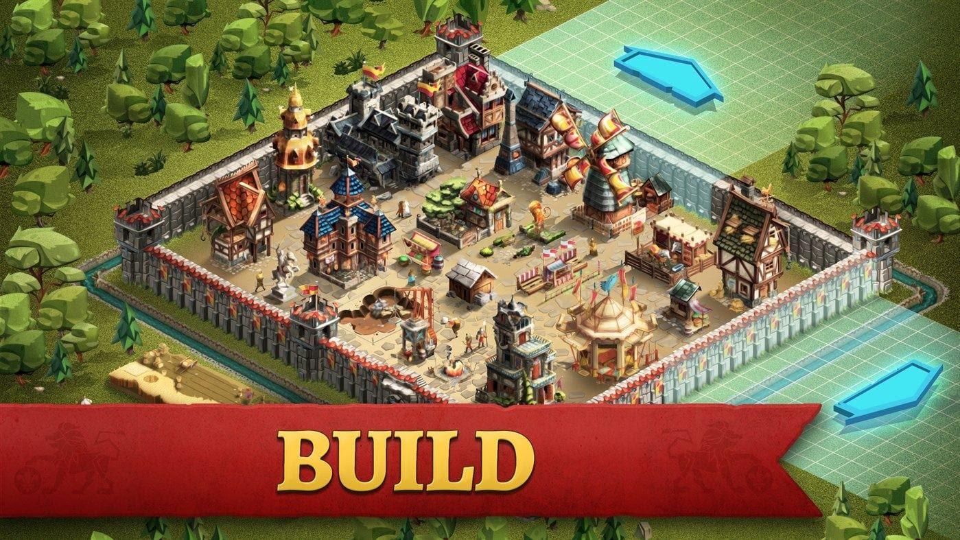 Goodgame Empire Free PC Game Screenshot