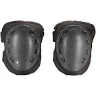 lixada 2pcs heavy duty outdoor advanced protective pad knee pads adjustable skating knee pads for paintball