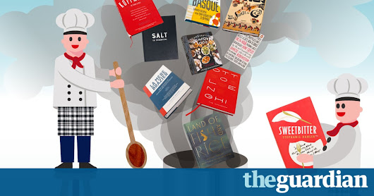 The 20 best food books of 2016 | Books | The Guardian