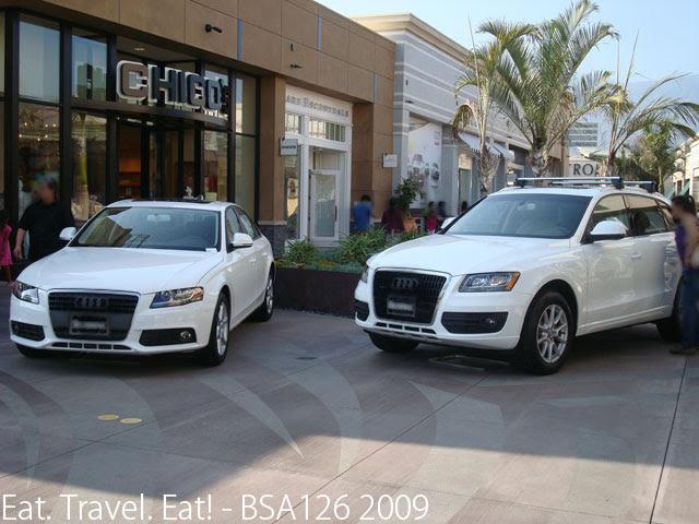 Audi Car Display
