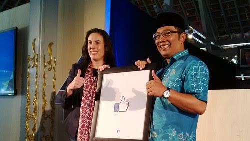 Ridwan Kamil Minta Facebook Siapkan Platform Pembayaran UKM