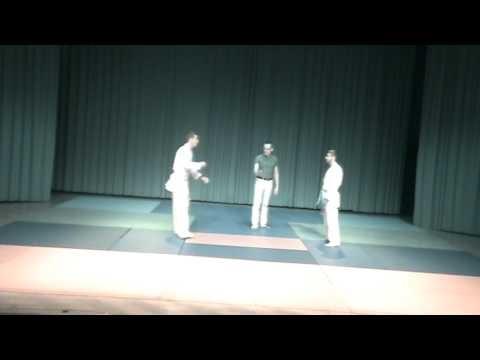 """""""Nuit"""" des arts martiaux de Montville"""