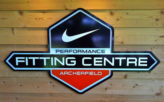 A Look Inside Nike's First Performance Fitting Centre