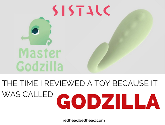 Sistalk Master Gozilla Remote Vibrator and Kegel Exerciser