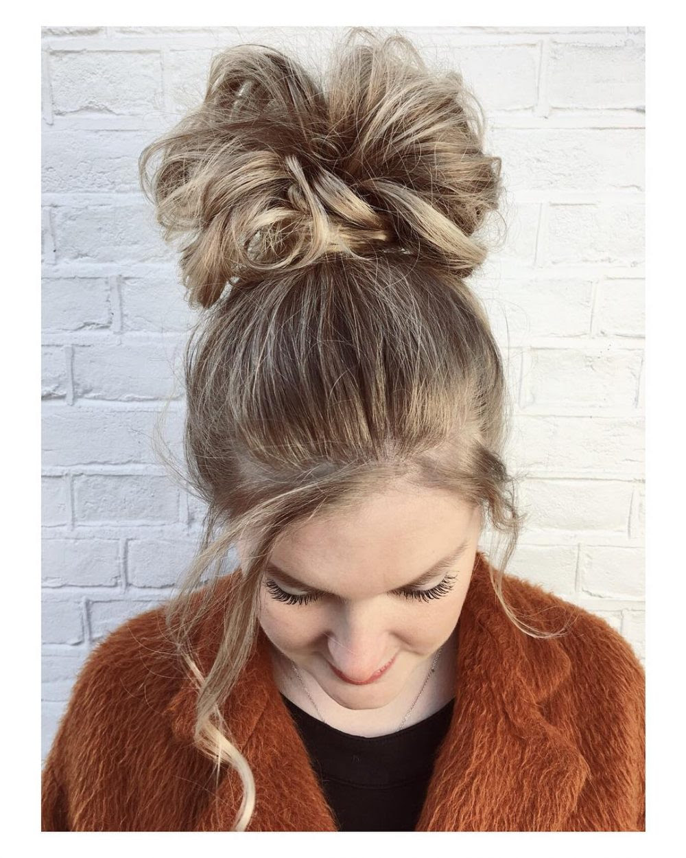 32 Cute Easy  Updos  for Long  Hair  You Have to See for 2019
