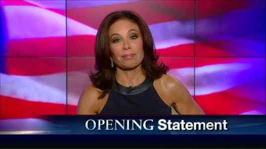 Judge Jeanine: Obama Is Letting Putin, Russia Take Over as World's Superpower