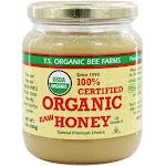 YS Organic Bee Farms Certified Organic Honey 100 16 oz.