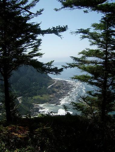 Oregon Coast by JoeDuck