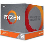 AMD Ryzen 9 3900X 3.8 GHz 12-Core Processor - 6 MB - Socket AM4 - Retail