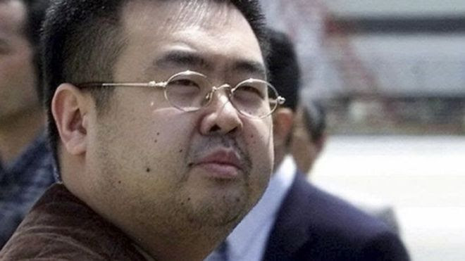 kim jong-nam suspect
