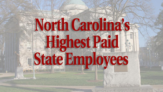 SigRist is North Carolina's highest-paid state employee - Triangle Business Journal