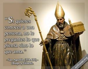 28 De Agosto San Agustin Diocesis De Zarate Campana