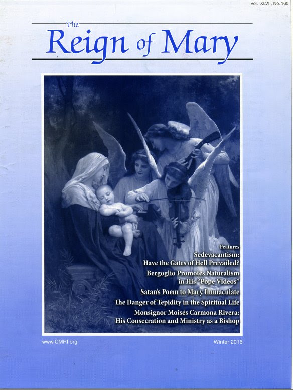 """""""The Reign of Mary"""", N. 160"""