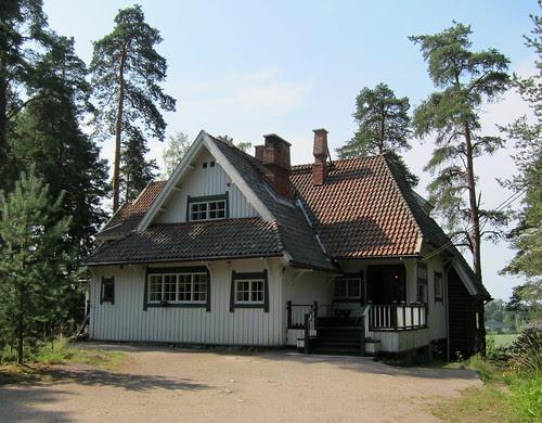 Ainola, Sibeliusten koti by Anna Amnell