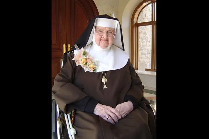 Mother Angelica. Credit: Eternal Word Television Network.