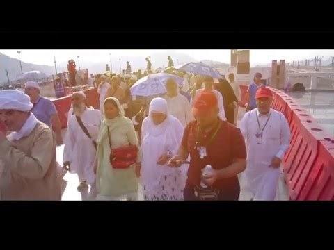 [Video] Keupayaan Anak Malaysia Membantu Melancarkan Perjalanan Jemaah Haji 2015