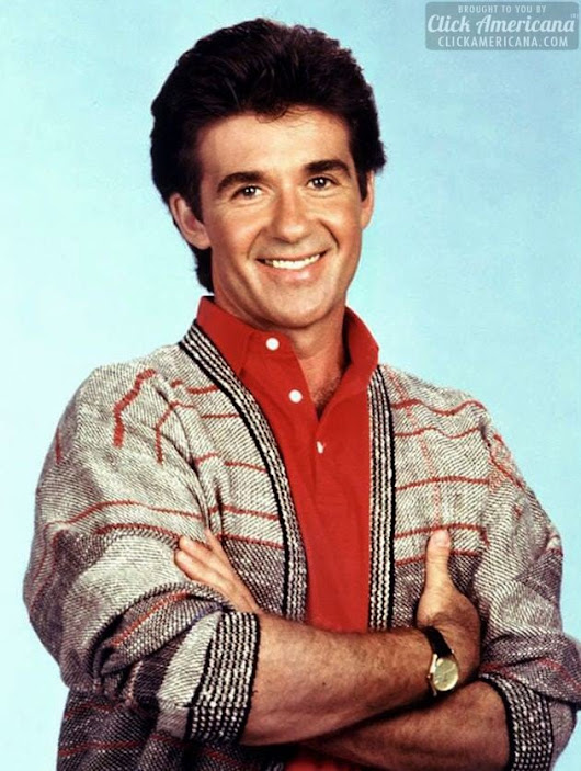 "Talking with ""Growing Pains"" actor Alan Thicke (1989) - Click Americana"
