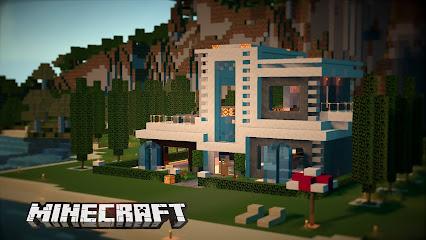 Enricraft google for Casa moderna 8 en minecraft mirote y blancana